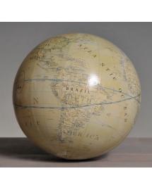 globe terrestre clair d20cm