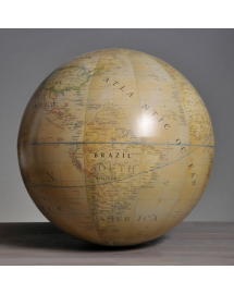 globe terrestre clair xtra large