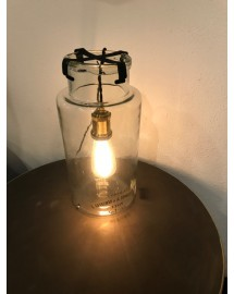 lampe pot de pharmacien