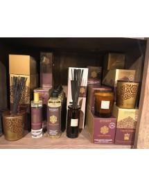 bougie parfume et rechargeable legende d'orient