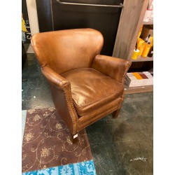 professor chair antique whisky 67x73x71cm