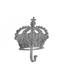 crochet couronne 25.5Xh29cm
