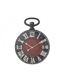 horloge gousset metal h62cm