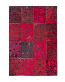 tapis vintage red 200x280