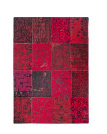 tapis vintage red 230x330cm