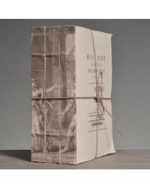grand livres xviii eme (set de 3) diane