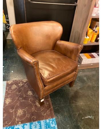 professor chair antique whisky 67x73x71cm