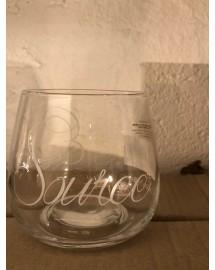 l'eau de source glass L