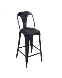 fauteuil de bar avec dossier