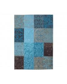 tapis turquoise 200x280