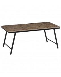 table de repas 180x90x78