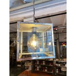 suspension square nickel 25cm x25cm