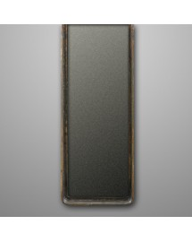 miroir long industriel  182x35.5x9cm
