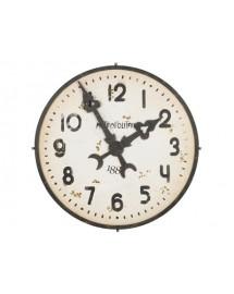 tableau horloge caume d100 cm